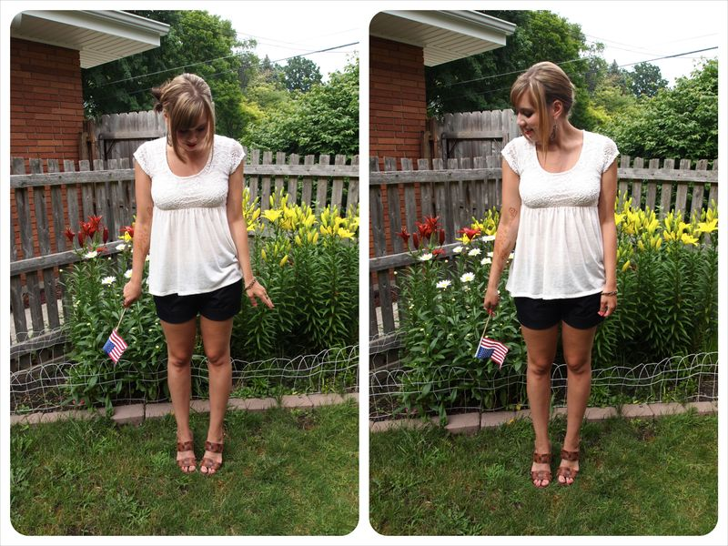 Collage 4th of july